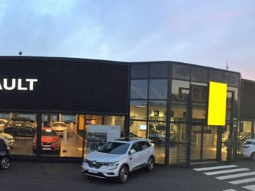 Garage Renault Dacia Saint-Nazaire