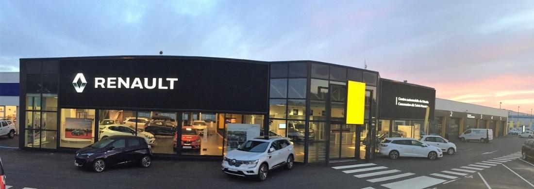 Garage Renault Saint-Nazaire