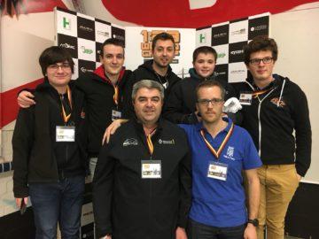 IDYLAUTO, sponsor du MCP pour le championnat du monde de Mini Z à Hambourg
