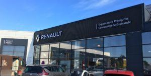 Renault Dacia La Baule Guérande