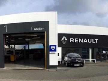 Renault Dacia Trignac