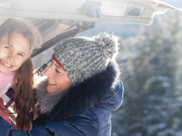 Les indispensables de l'hiver pour votre véhicule.