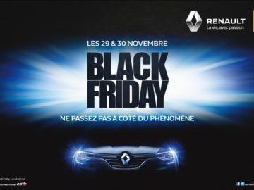 Black Friday Renault 2019