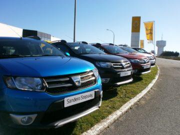 Dacia Sandero occasion Nantes