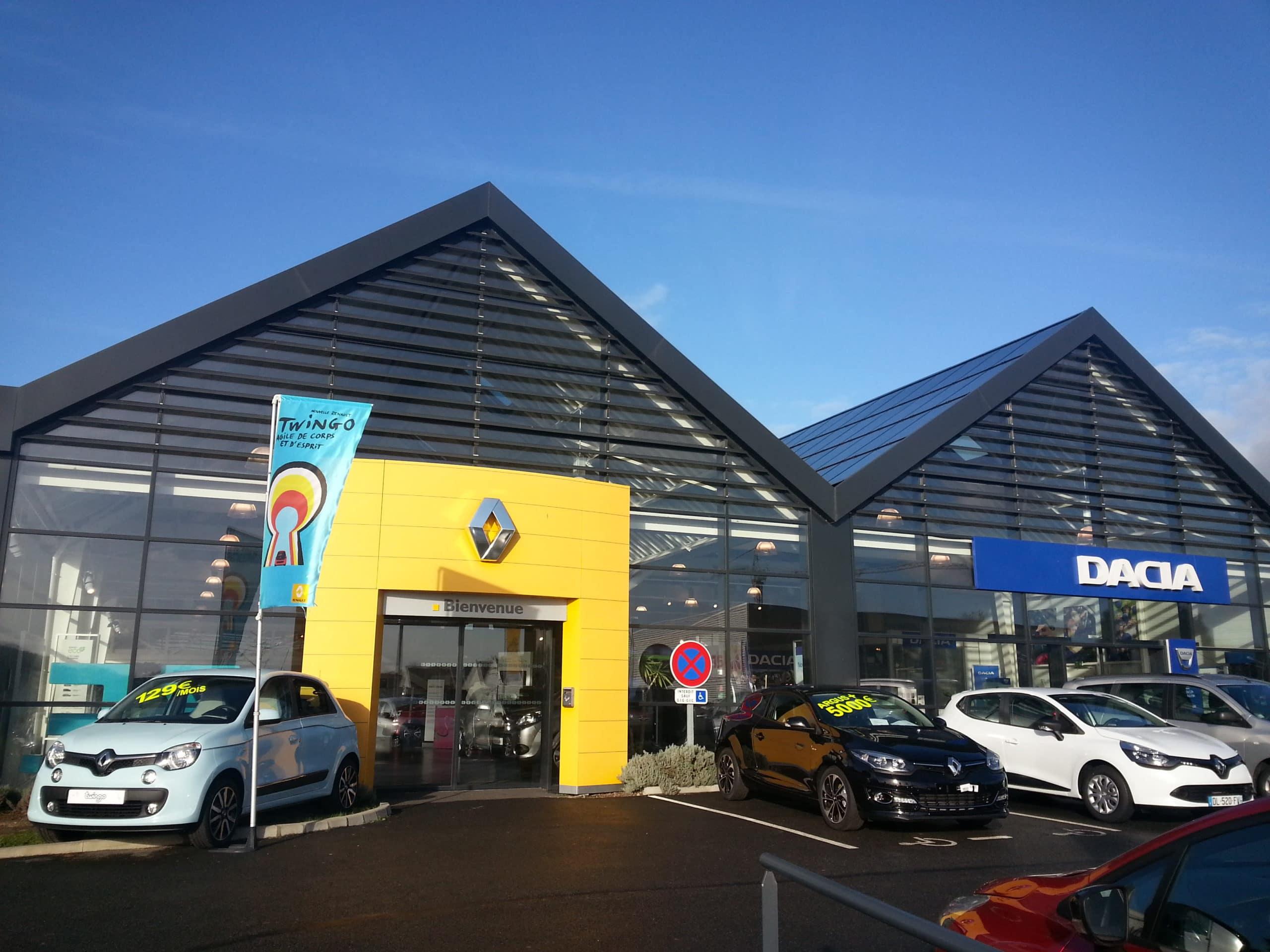 Garage Renault Dacia Guérande