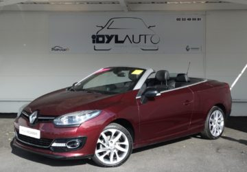 RENAULT MEGANE III CC - annonce-VO690757