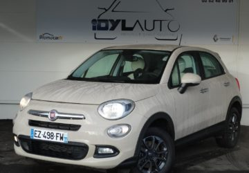 FIAT 500X BUSINESS MY18 - annonce-VO791356