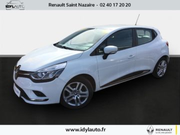 RENAULT CLIO IV - annonce-VO020237