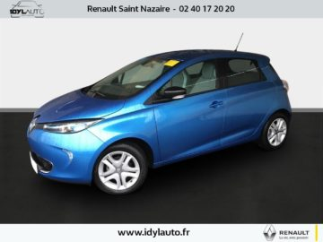 RENAULT ZOE - annonce-VO120209