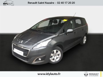 PEUGEOT 5008 BUSINESS - annonce-VO120318