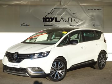 RENAULT ESPACE V - annonce-VO291165