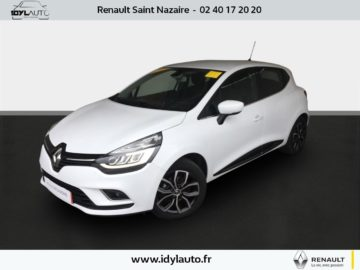 RENAULT CLIO IV - annonce-VO320054