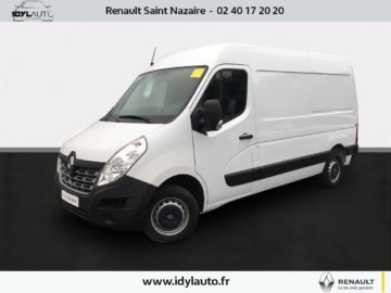RENAULT MASTER FOURGON - annonce-VO320411