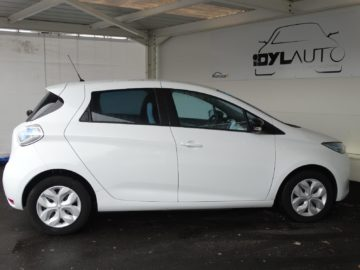 RENAULT ZOE - annonce-VO390377