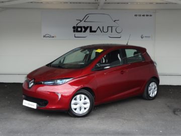 RENAULT ZOE - annonce-VO491180