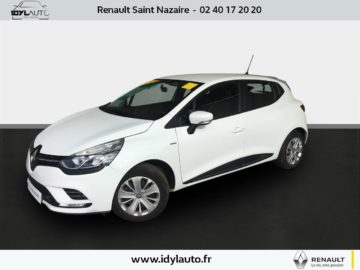RENAULT CLIO IV - annonce-VO620430