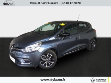 RENAULT CLIO IV - annonce-VO620483