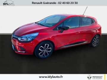 RENAULT CLIO IV - annonce-VO618943