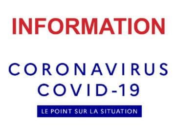 [Covid-19] Nos concessions restent ouvertes
