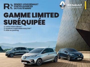 Préparez les journées portes ouvertes Renault