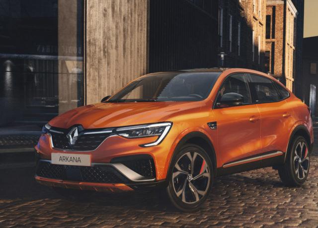 Nouveau SUV Hybride Renault Arkana