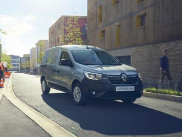 Nouvel Express Van : le nouveau véhicule utilitaire Renault pratique et moderne