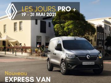 Les Jours Pro+ Renault