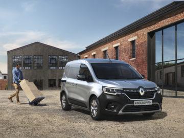 Nouveau Kangoo Van : la force de Renault Pro + pour les professionnels