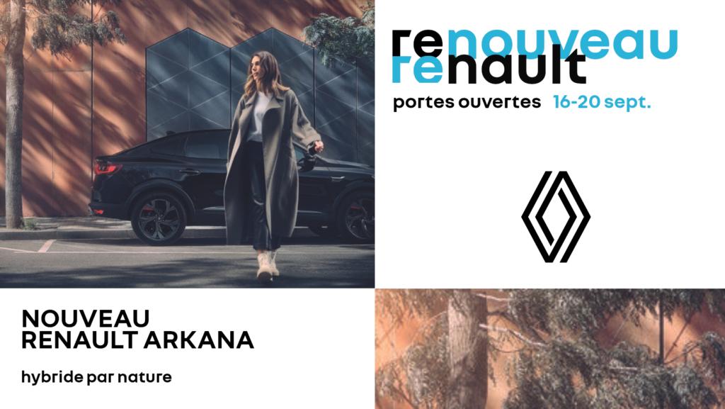 Les Journées Portes Ouvertes Renault